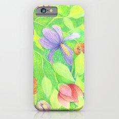Crayon Love Springtime iPhone 6s Slim Case