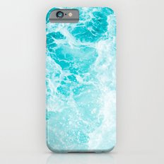 Perfect Sea Waves Slim Case iPhone 6s