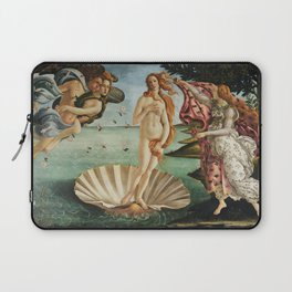The Birth of Venus by Sandro Botticelli, 1445 Laptop Sleeve