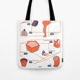 κλαν product poster Tote Bag