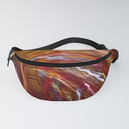 Abstract Wild Thing Fanny Pack