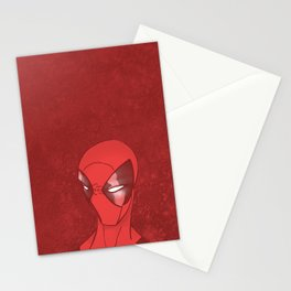 Deadpool I Stationery Cards