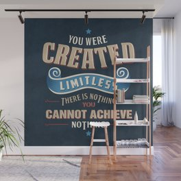 You Are Limitless Wall Mural