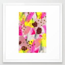 for sean paul Framed Art Print