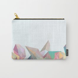 Crystallized II Carry-All Pouch