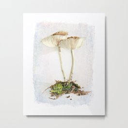 Wild Mushroom #2 Metal Print