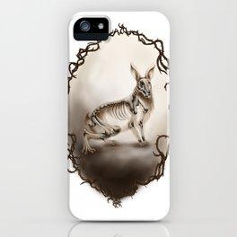 Corvus Cervus Lepus Series - Europaeus iPhone Case