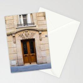 PARIS DOORS: NO. 6 (Paris, France) Stationery Cards