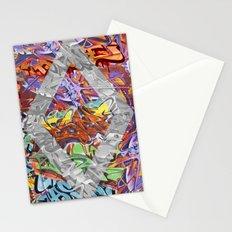 Graffiti Stationery Cards