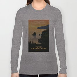 Fundy National Park Long Sleeve T-shirt
