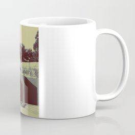 Museo de la memoria Coffee Mug