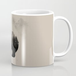 WHEN NATURE TALKS Coffee Mug