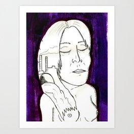 HEAVINESS#5 Art Print