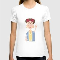 mexican T-shirts featuring Mexican Wave by Lisa Jayne Murray - Illustration
