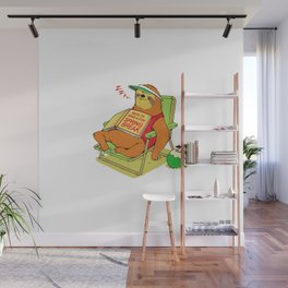 Ways to Have a Fun Spring Break Wall Mural