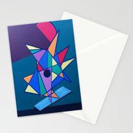 pattern art Stationery Cards
