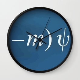 Equation of love Wall Clock