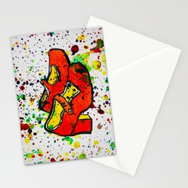 Shoe-Be-Do 1 Stationery Cards