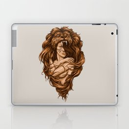 Lion Queen Laptop & iPad Skin