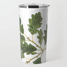 Oak leaf ensemble Travel Mug