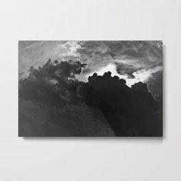 Partly Cloudy VI Metal Print
