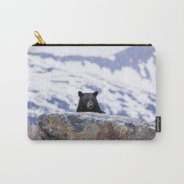 Black Bear Peak-A-Boo Carry-All Pouch