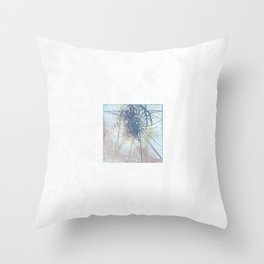 Whir Throw Pillow