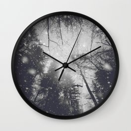 Will you let me pass II Wall Clock