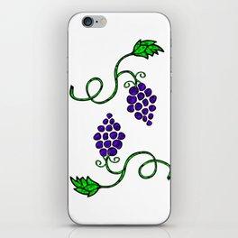 In Vino Veritas iPhone Skin