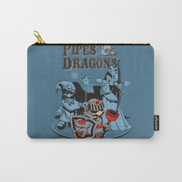 PIPES & DRAGONS Carry-All Pouch