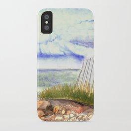 little shore iPhone Case