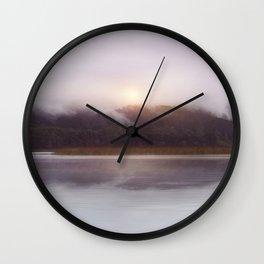 Sunset v5 Wall Clock
