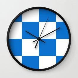 Flag of Dalfsen Wall Clock