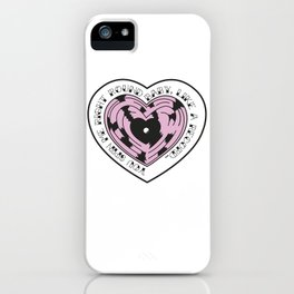 Dead or alive! iPhone Case