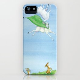 Sheep Shenanigan's iPhone Case