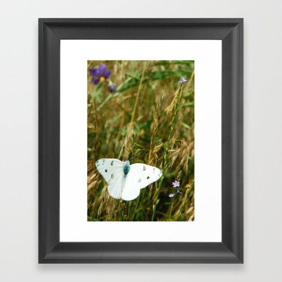 In Accordane With Nature Framed Art Print