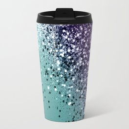 Mermaid Glitter Dream #1 #shiny #decor #art #society6 Travel Mug