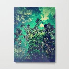 An Inner Forest Metal Print