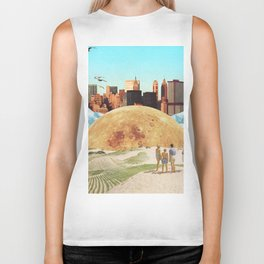 Vanished Worlds Biker Tank