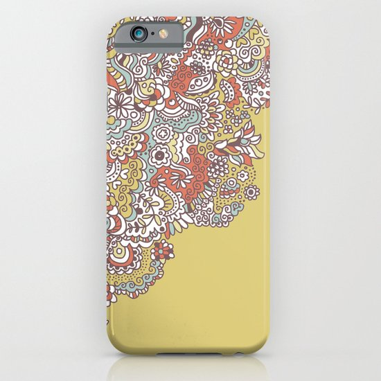 Flower Medley #1 iPhone & iPod Case