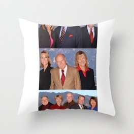 Eyewitness News Throw Pillow
