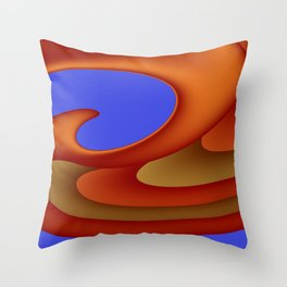 swing and energy for your home -6- Throw Pillow