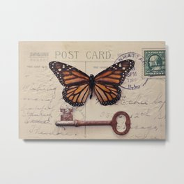 Butterfly no. 1 Metal Print