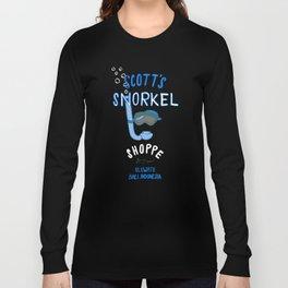 Scott's Snorkel Shoppe Long Sleeve T-shirt