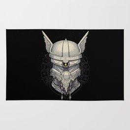 Viking robot Rug