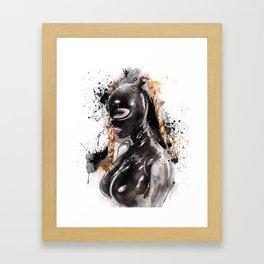 Fetish painting #2 Framed Art Print