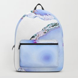 Iridescent agate Backpack