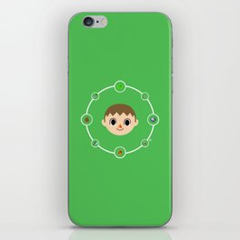 The Villager (Male) [LIMITED] iPhone Skin