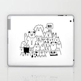 Oh Hi Laptop & iPad Skin