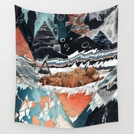 Seconds Behind Wall Tapestry